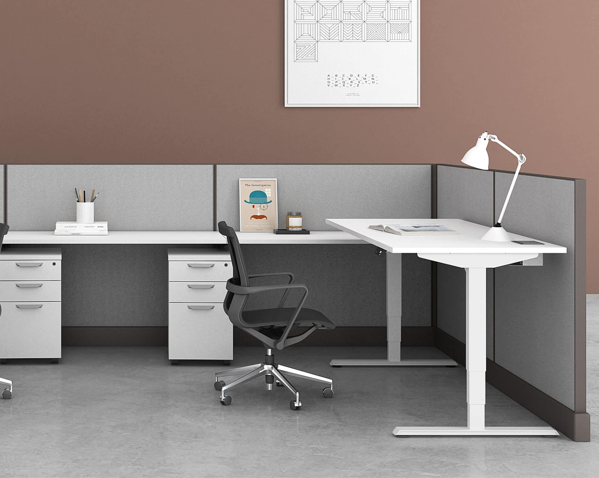 Systems 2 Office Cubicles